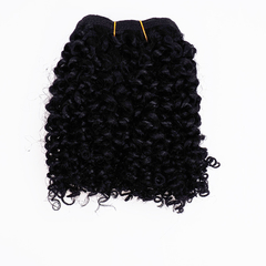 GREAT BEAUTY  WINNER JERRY HUMAN HAIR 1PCS 10 inch