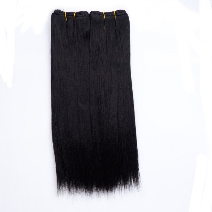 GREAT BEAUTY YAKI HAIR 2PCS 10 inch
