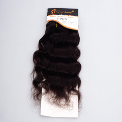 NEW GREAT BEAUTY DEEP HUMAN HAIR 1PCS 12 inch