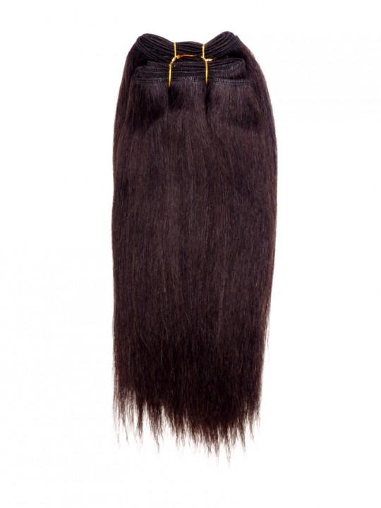 GREAT BEAUTY STW HUMAN HAIR 10 INCH COLOR 2#