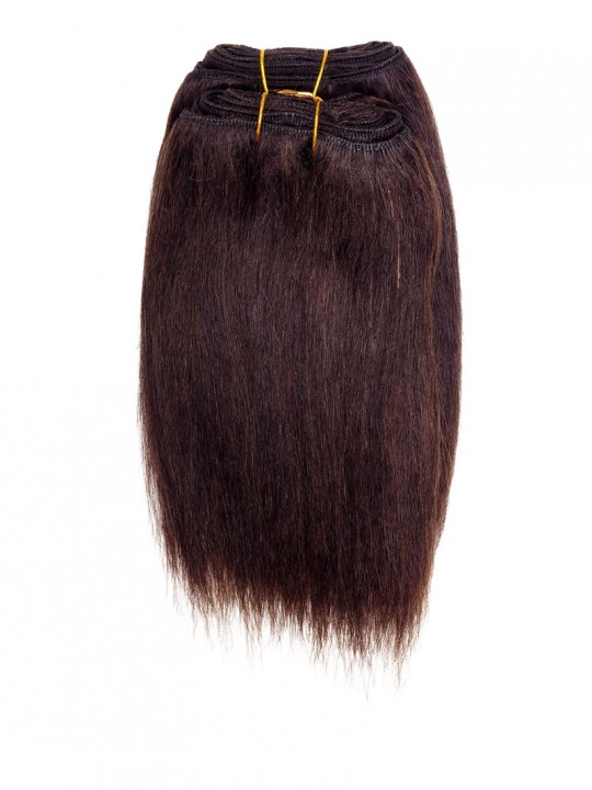 GREAT BEAUTY SILKY HUMAN HAIR 7 INCH