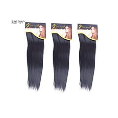 3 PIECE GREAT BEAUTY MIX YARN HAIR-12 inch,14inch and 16 inch