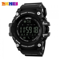 Men Sport Smart Watch Fashion Outdoor Digital Watches black