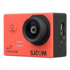 Sjcam Sj5000X Elite Gyro 4k@24fps/2k Wifi Action Camera Sport Dv Helmet Camcorder red 25cm*12cm*6cm