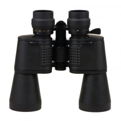 Portable Zoom Binoculars for Outdoor Hunting Bird Watching Optical Lens 10-180X100 Telescope black 15cm