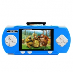 """2018 New Handheld Game Consoles For Kids with Big Size 3.2"""" Free Player 336 Games"""