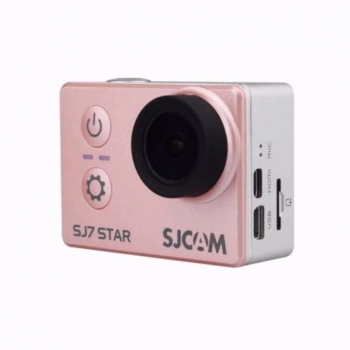 SJCAM SJ7 Star –Real 4K Sport Action Camera Ambarella WiFi Camcorder gold 25cm*12cm*6cm