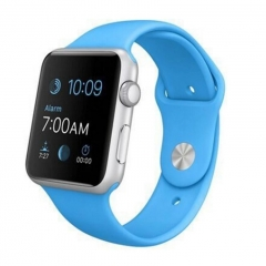 A1 Smart Watch  Support SIM TF Card Connectivity Apple iphone Android Phone Bluetooth watch blue 3
