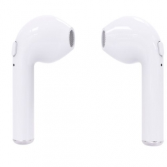 Sports Wireless Earphones Bluetooth Earbuds Stereo Headset Headphone For iPhone/Android Phone 2White