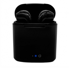 Sports TWS Wireless Earphones Bluetooth Earbuds Stereo Headset For iPhone/Android Phone 2black+box