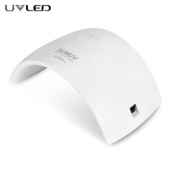 Fashion 36W Nail  Lamp Nail Dryer For UV Gel LED Gel Nail Art Machine Infrared Sensor For Women white