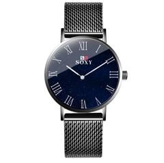 Women  Watches Business Casual Quartz Full Steel Strap Band Watches Women Clock gold