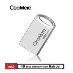 CeaMere Metal 64GB/32GB/16GB USB Flash Drives Disks Pen Drives U Disks Memory Sticks Flash Disks as Picture usb2.0 32GB