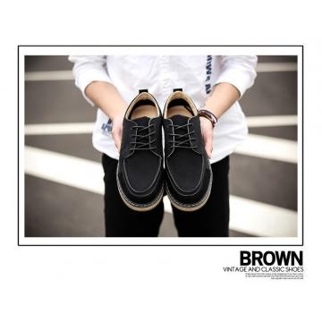 British retro men's shoes 2003 black 43