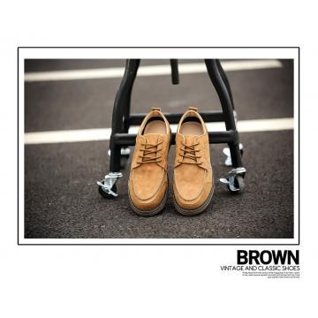 British retro men's shoes 2003 yellow 40