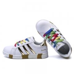 Little boy girl in children leisure sports shoes 5640 blue 31