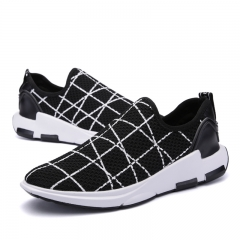 New casual youth trend of increasing shoes shoes Y71 black 39