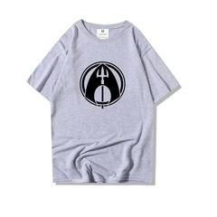 Aquaman Weapon Logo Tee White Tshirt Men Women Unisex Cotton Tee Plus Size New