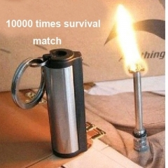 New Survival Endless Match Box 10000 Outdoor Emergency Flint Fire Starter one color one size