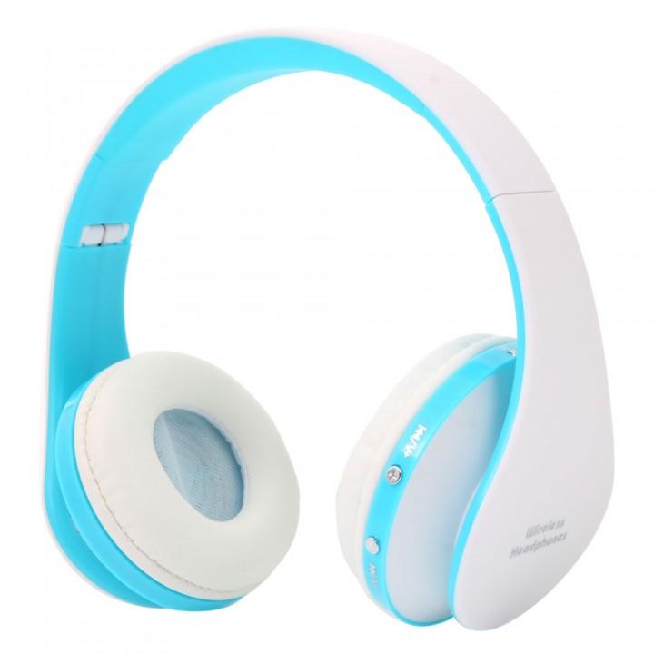 Wireless Bluetooth Foldable Headset Stereo Headphone Earphone for Samsung iPhone