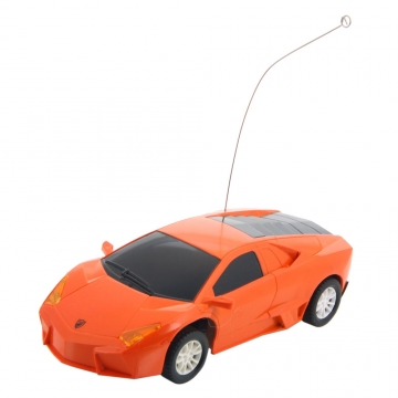 RenDa Model RD990 Remote Control RC Car with Controller Gift for Child orange one size