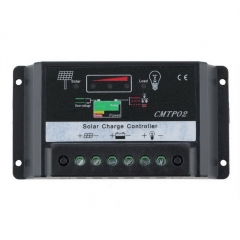 Auto Switch Solar Panel Battery Charge Controller Regulator KJ MPPT 20A 12V 24V black one size