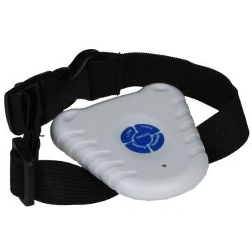 Small Ultrasonic Anti No Bark Pet Dog Training Shock Collar black one size