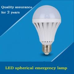 LED emergency intelligent bulb lamp 4PCS White B22(bayonet type) 12w