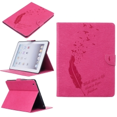 iPad 2 3 4 Case,TPU + Leather Printing Design Premium PU Leather Slim Flip Wallet (pattern 3) for ipad 2 3 4
