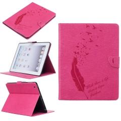 iPad 2 3 4 Case,TPU + Leather Printing Design Premium PU Leather Slim Flip Wallet (pattern 3) for ipad 2 3 4