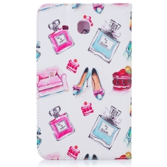 Galaxy Tab A 7.0 SM-T280 SM-T285 Case,PU Leather Flip Stand with Card Slots Money Holder (pattern 1) for t280