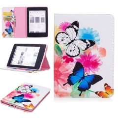 Amazon Kindle Paperwhite 1 2 3 Case,PU Leather Flip Stand with Card Slots Money Holder (pattern 2) for Amazon Kindle Paperwhite 1 2 3