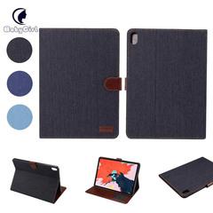 Apple iPad Pro 12.9 (2017/2018) Cases, Slim Smart Flip Cover PU Leather Shell with Auto Sleep/Wake (design 1) for iPad Pro 12.9 (2017)