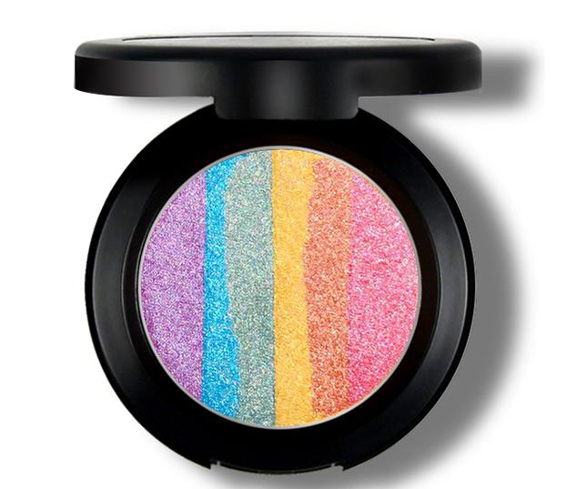 Beautymax Rainbow Highlighter ( Rainbow Eyeshadow Palette) Regular