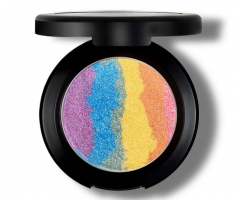 Beautymax Rainbow Highlighter ( Rainbow Eyeshadow Palette) Irregular