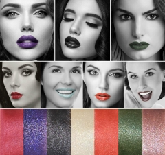 Beautymax Diamond Lipstick Sexy Glamour Color Illusion Shimmer Lipstick Twinkle