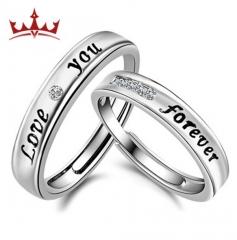 MR.S Eternal LOVE  Rings for Men and Women lovers