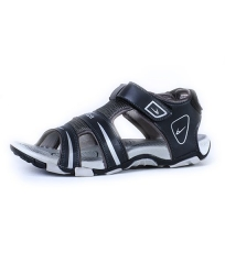 ADZA Arial Trendy Fashionable Unique Summer Men Sandals Dark Grey AD-39-40