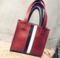 Bag Shoulder slung handbag crossbody bags for women big capacity bag tote bag red one size