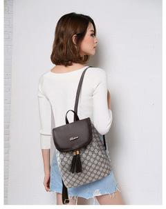 Fashion Vintage Simply School Bag Backpack Satchel Women Trave Shoulder Bag as the descriptions one size