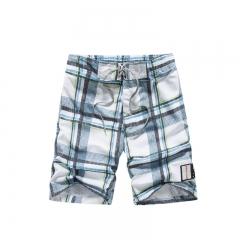 Men Beach Shorts 2016 Summer Style Quick Dry Male Casual Multi Shorts Men Beach Trunks blue m