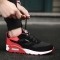 2017 Mens Running Shoes Breathable Male Outdoor Walking Sport Shoes New Man Athletic Sport Sneakers red 44