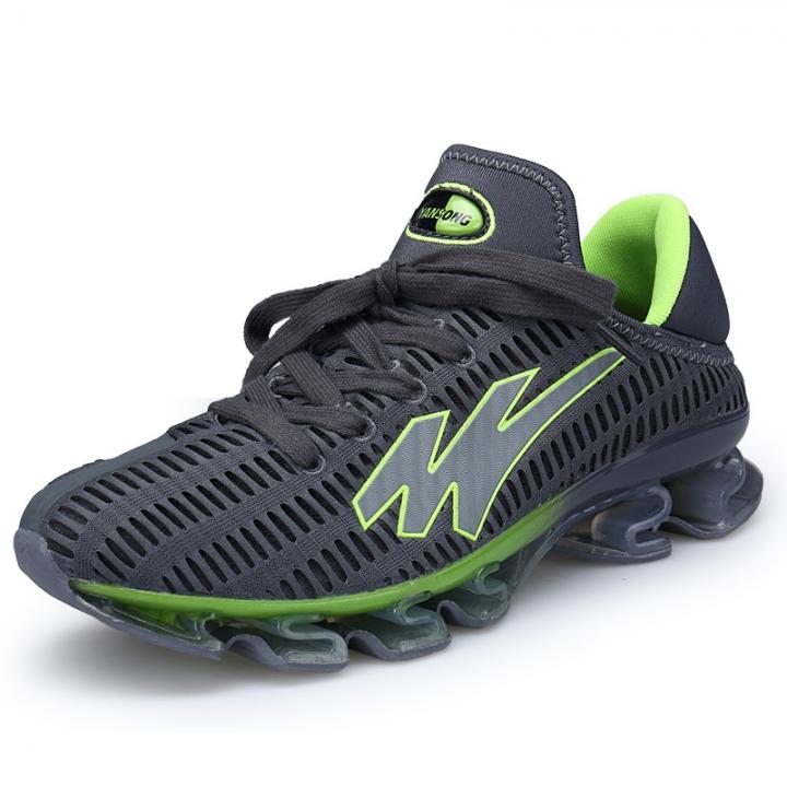 Big Size 39 48 Summer Blade Running Shoes Men Light Breathable Mesh