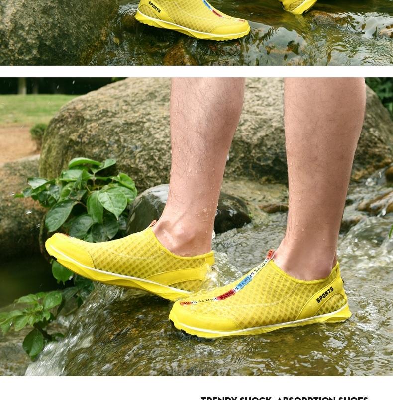 3c60eef7bd52 Aqua Shoes Ultra-light Quick-drying Beach Water River Walking Summer ...