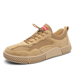 Summer Trendy Design Comfortable Hip Hop Shoes Casual Sneakers Handsome brown 39