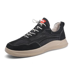Summer Comfortable Hip Hop Shoes Casual Sneakers Handsome Rubber Outsole black 39