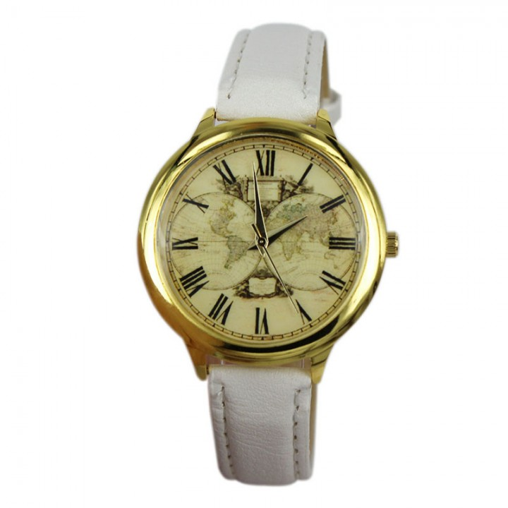 free shipping hot sale quartz watch 100% brand new GENEVA WATCH no logo men women fashion watches red white