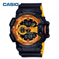 Casio G-Shock GA-400BY-1AJF Series Dial Multi-Dimensional Analog Digital Men's Watch black one size