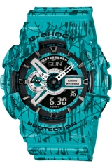Casio G Shock Outdoor Sports Waterproof Electronic Men's Watch For man women blue