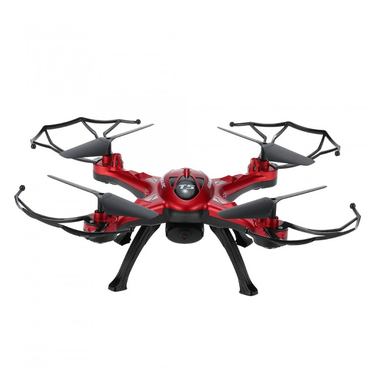 Original GoolRC T5W Wifi FPV 0.3MP Camera RC Quadcopter red T5W